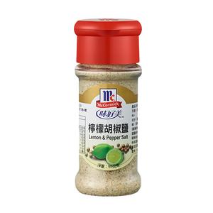 McCormick Lemon  Pepper Salt