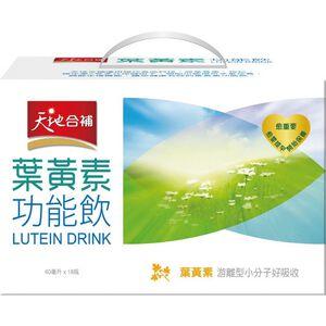 TDHB LUTEIN DRINK 60mlx18