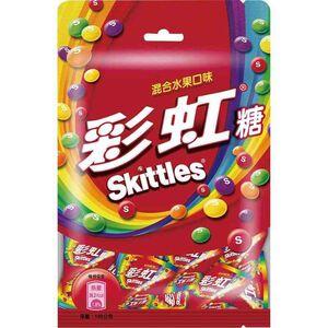 Skittles彩虹糖家庭號混合水果