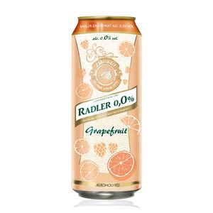 Radler non-alcoholic Grapefruit