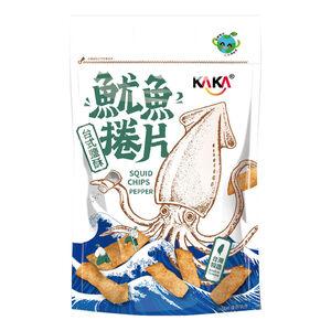 KAKA Squid Chips- Pepper