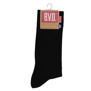 Plain casual socks