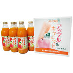 日本青森蘋果紅蘿蔔汁, , large