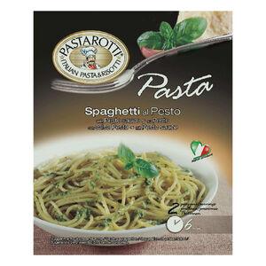 Pastarotti Spaghetti w/Pesto sauce