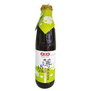 Thin salt black bean sauce 540ml