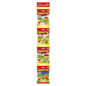 Calbee Prawn Crackers (Vegetable)