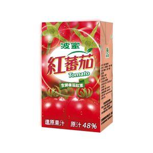 波蜜紅蕃茄汁-250ml