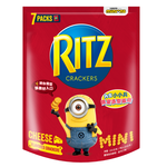 RITZ MINI CHEESE FLAVORED CRK, , large