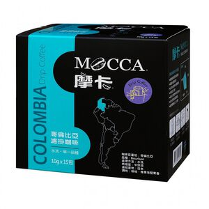 MOCCA  COLOMBIA  DRIP  COFFEE