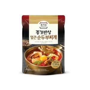 Jongga Spicy Soft Tofu Stew