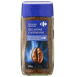 家樂福藍罐即溶咖啡粉100g