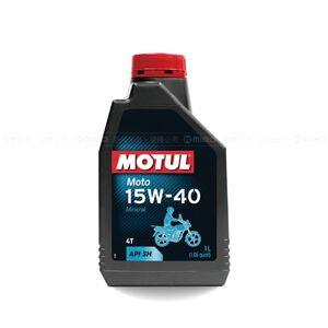 Moto 4T 15W40 mineral