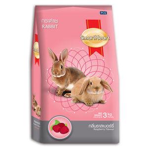 慧心寶貝兔子飼料-覆盆子口味3KG