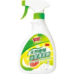 3M天然橙柚浴室清潔劑
