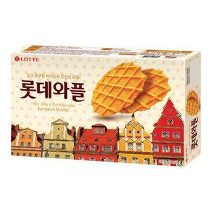 韓國樂天鬆餅