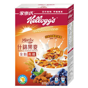 Kelloggs Museli- Raisin  Almond Crunch