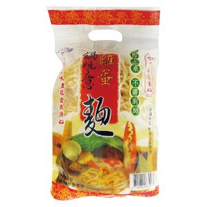 Nabeyaki egg noodles