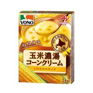 VONO醇緻原味-玉米濃湯-19.2gx3