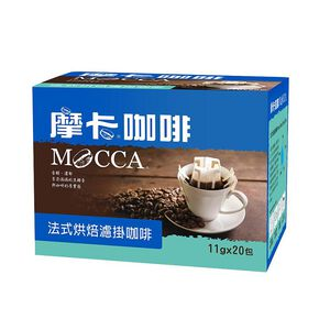 MOCCA FRENCH ROAST DRIP COFFEE