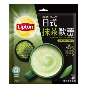 Lipton Matcha Milk Tea