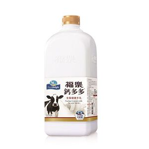 福樂鈣多多健康牛乳--全脂到貨效期約6-8天