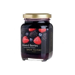 Homemade Confiture- Mixed berries