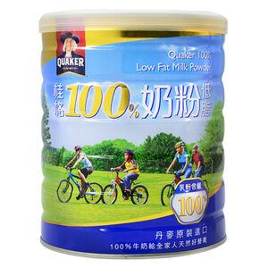 桂格100%低脂奶粉1500g