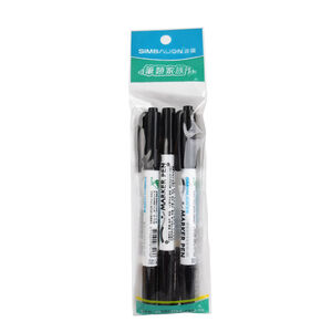 LION Marking Pen 3Pcs
