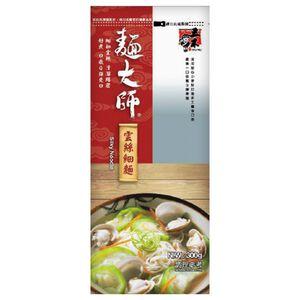 WuMu MIAN-DASHY silky Noodle 300g
