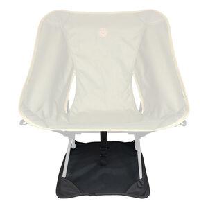 OWL CAMP標準沙灘墊-BPM001黑色標準(實際出貨不含展示用椅架)