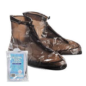 【雨具】加厚防滑耐磨全方位防雨鞋套