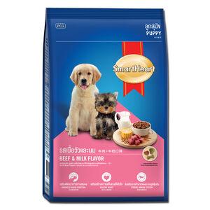 慧心犬糧-牛肉+牛奶口味幼犬配方3KG