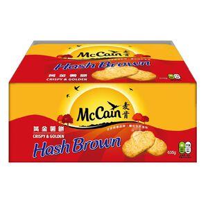 麥肯黃金薯餅黃金薯餅