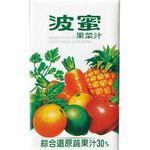 波蜜果菜汁TP250ml, , large