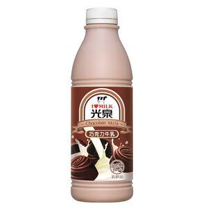 光泉調味乳飲品-巧克力牛乳-936ml到貨效期約6-8天