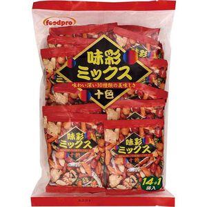 日本進口-味彩綜合豆果子360g