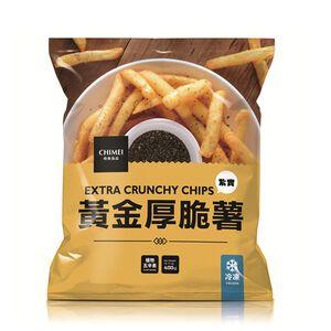 奇美冷凍黃金厚脆薯400g