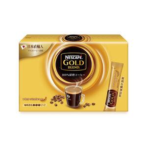 雀巢金牌微研磨咖啡隨行包-2gx50