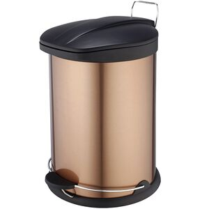 Stainless steel trash 12L