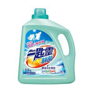 一匙靈制菌超濃縮洗衣精-3Kg