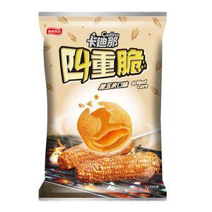 卡迪那四重脆烤玉米口味-142g