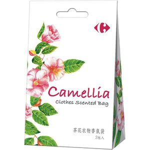 C-Clothes Scented Bag (camellia)