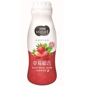 Kuang Chuan Strawberry integated yogurt