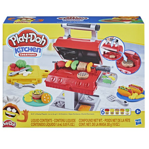 PD GRILL N STAMP PLAYSET-F0652