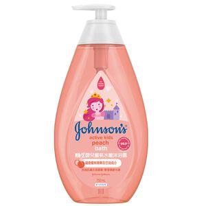 JB Peach Bath 750ml