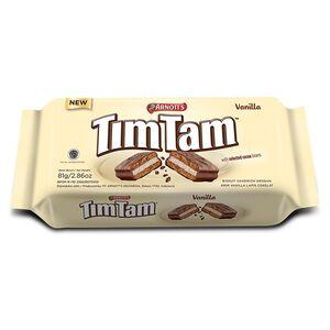 Tim Tam Vanilla