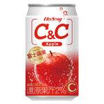 黑松CC氣泡飲蘋果口味330ml, , large
