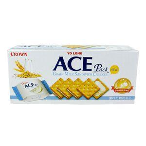 ACE五穀牛奶夾心餅乾-128g