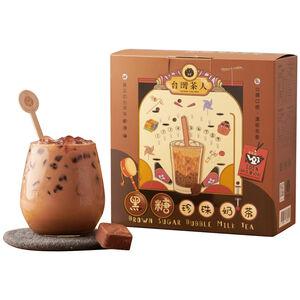 Taiwan Cha Ren-Brown Sugar Bubble Milk