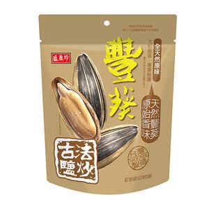 盛香珍豐葵香瓜子-全天然原味-138g